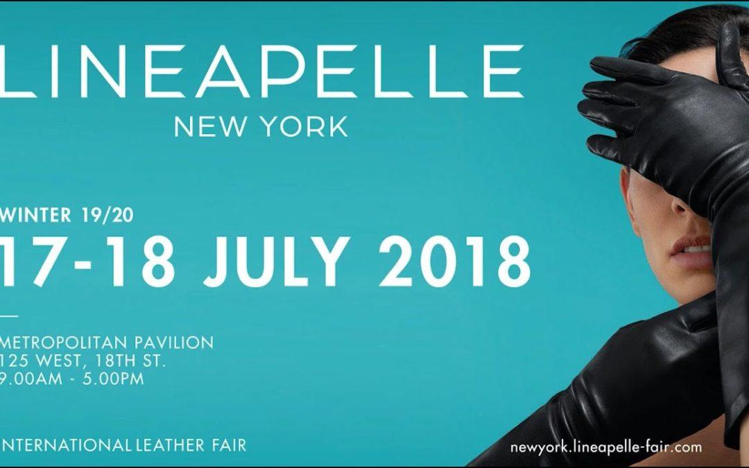 LINEAPELLE NY juillet 2018