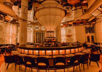 Tapicería Luxe Bar