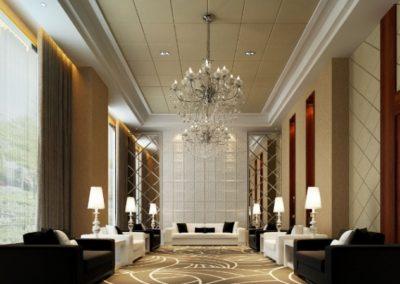 Tapicería Hotel
