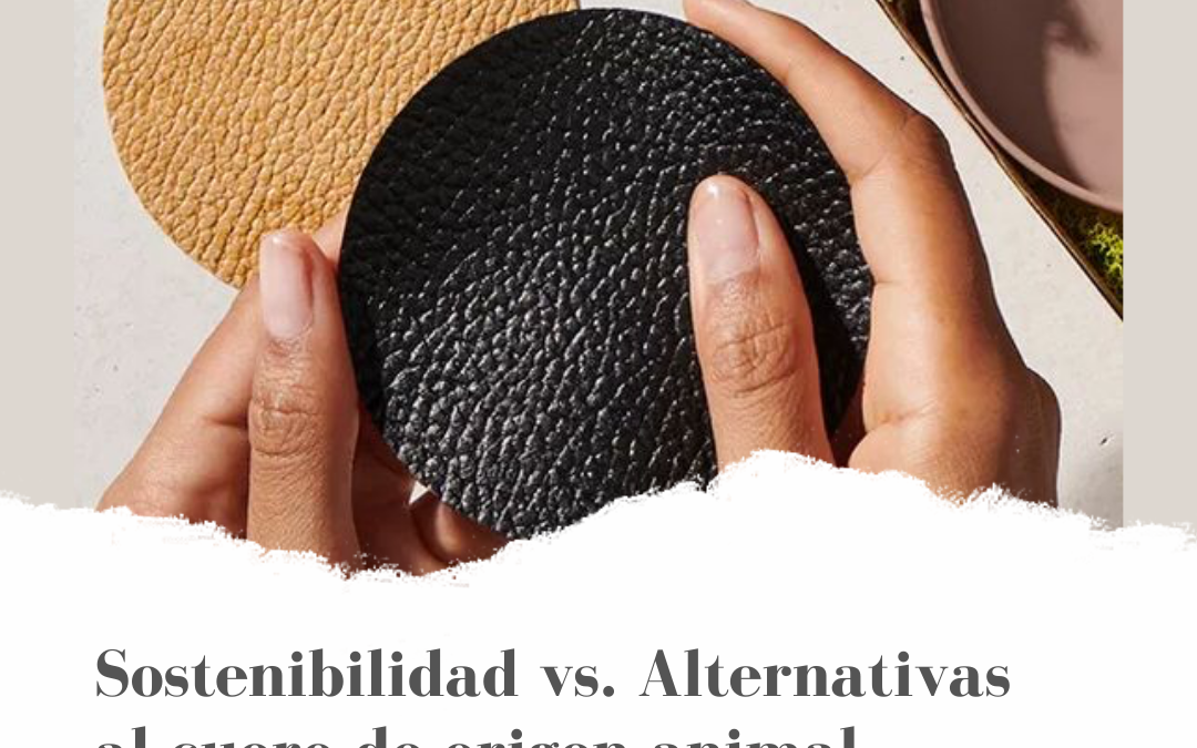 Alternativas al cuero